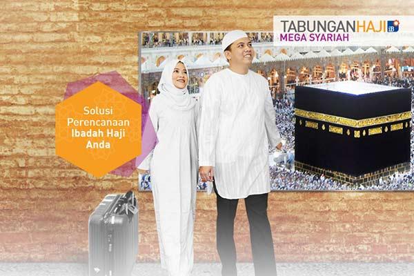 Rekening Haji Mega Syariah