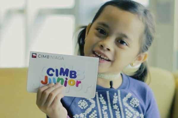 Rekening Junior CIMB Niaga