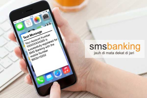 Syarat dan Ketentuan Penggunaan SMS Banking BRI