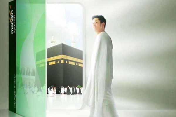 Tabungan Mabrur Mandiri Syariah