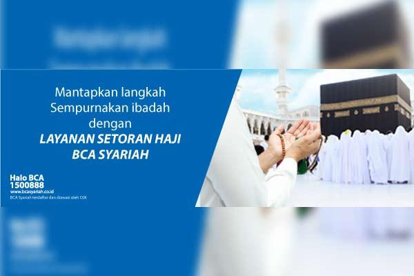 Tabungan Mabrur iB BCA Syariah