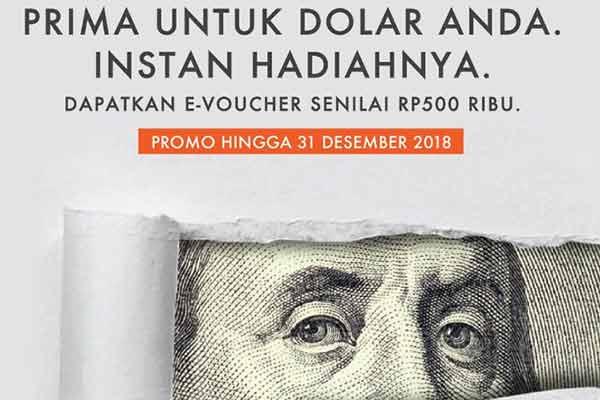 Tabungan Primadolar Bank Danamon