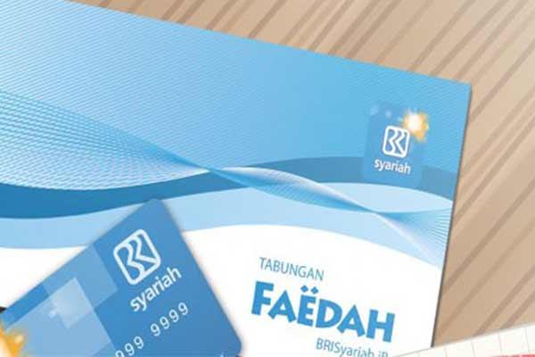 Tabungan iB Faedah Bank BRI Syariah