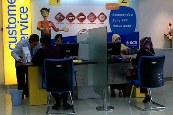 Temui petugas Customer Service