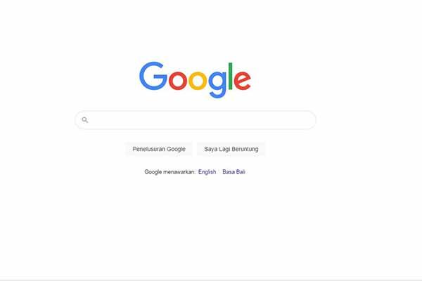 Buka tab Browser
