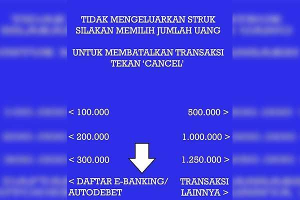 Cara Daftar Layanan SMS Banking BCA