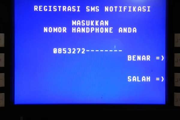 Cara Daftar SMS Banking BRI Syariah