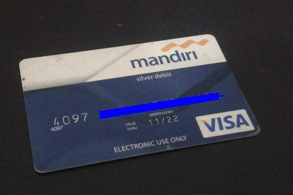 Cara Mengetahui 16 Digit Kartu ATM Mandiri Beserta Manfaat yang Ditawarkan