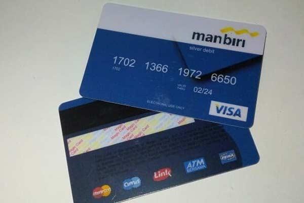 Cara Mengetahui 16 Digit Kartu ATM Mandiri