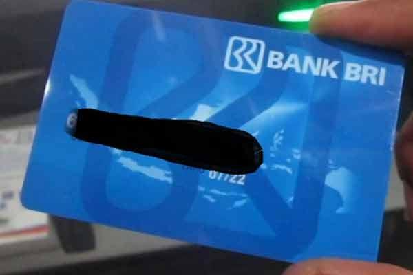 Cara Mengetahui No Kartu ATM BRI 16 Digit