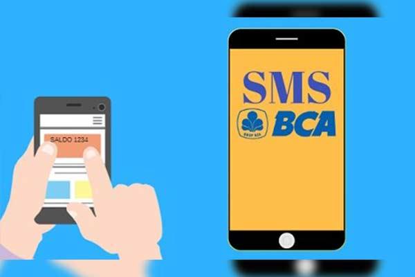Format SMS Banking BCA