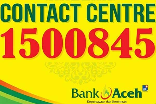 Melalui Call Center Bank Aceh