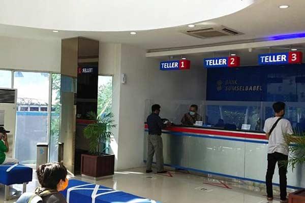 Melalui Customer Service Bank Sumsel