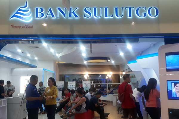 Melalui Kantor Cabang Bank Sulut