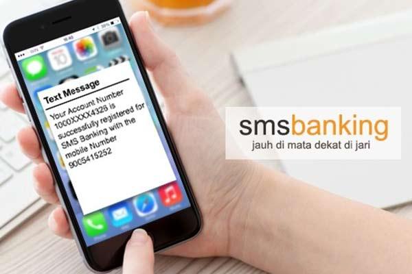 Syarat dan Ketentuan Registrasi SMS Banking BRI Syariah