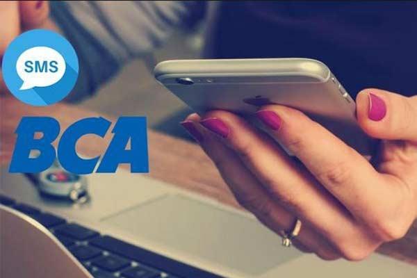 Cek Mutasi Lewat SMS Banking BCA