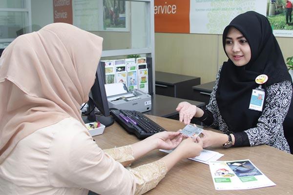 Cetek Rekening Koran Melalui Kantor Cabang Bank BNI