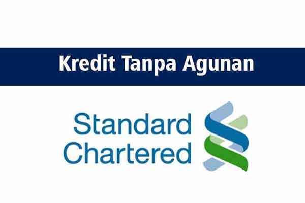 Kredit Tanpa Agunan Standard Chartered