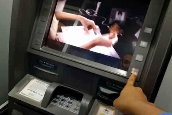 Kunjungi Mesin ATM BRI
