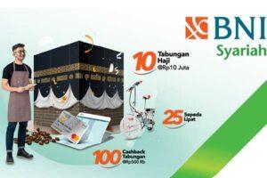 Tabel KUR BNI Syariah 2021 : Bunga, Tenor, Angsuran ...