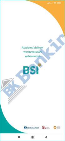 1. Buka Aplikasi BSI Mobile 5