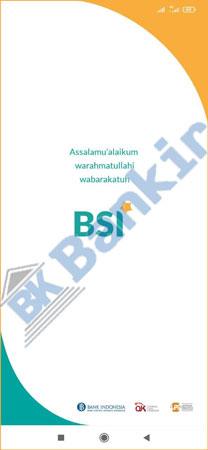 1. Buka Aplikasi BSI Mobile 6