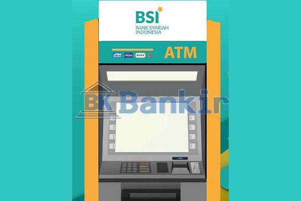 9. Kunjungi Gerai Mesin ATM BSI Terdekat