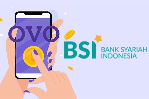 Biaya Admin Top Up OVO Lewat BSI Mobile