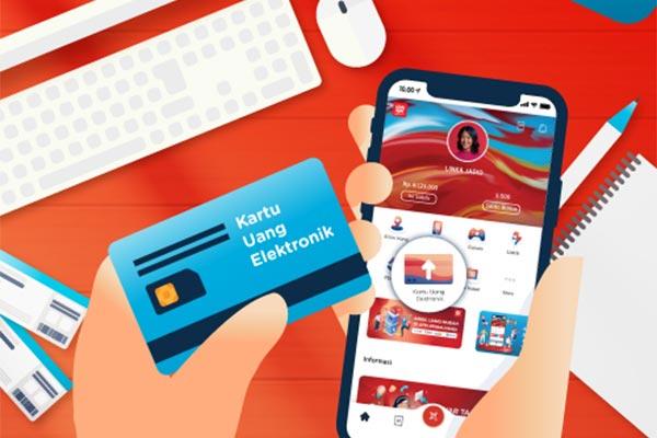 Biaya Top Up LinkAja Lewat BSI Mobile