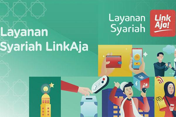 Biaya Top Up LinkAja Syariah BSI Mobile