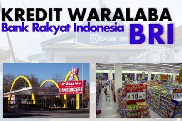 Bunga Kredit Waralaba BRI