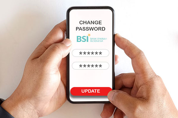 Cara Ganti Password BSI Mobile