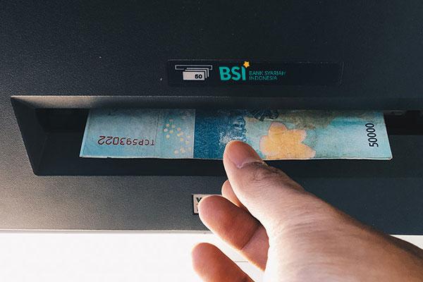 Limit Penarikan Tanpa Kartu Lewat ATM BSI