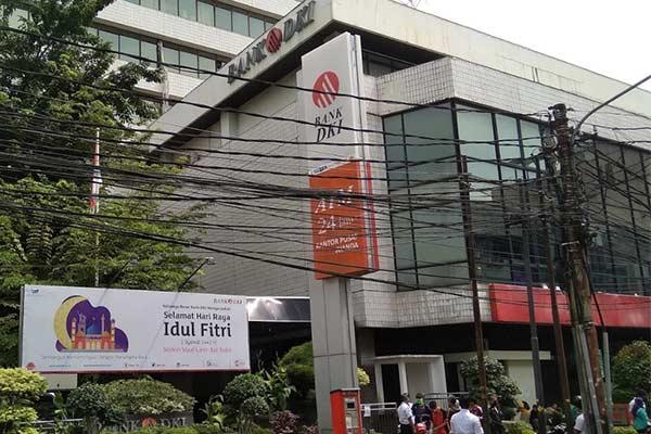 Alamat Kantor Pusat Bank DKI