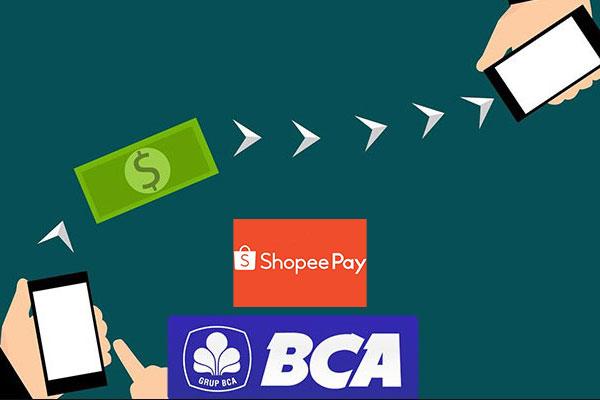Biaya Kirim Saldo Shopeepay ke Rekening BCA