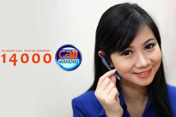 Buka Token Terkunci Lewat Call Center Mandiri