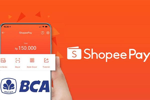 Cara Transfer Shopeepay ke BCA
