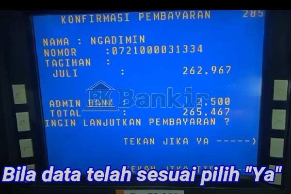 Cek Data Transaksi