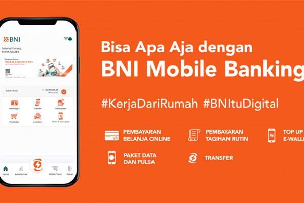 Keunggulan Beli Pulsa di BNI Mobile