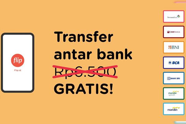 Keuntungan Transfer via Flip Banking