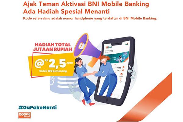 Manfaat Memiliki Kode Referral Bank BNI
