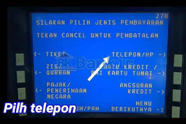 Tekan Telepon HP