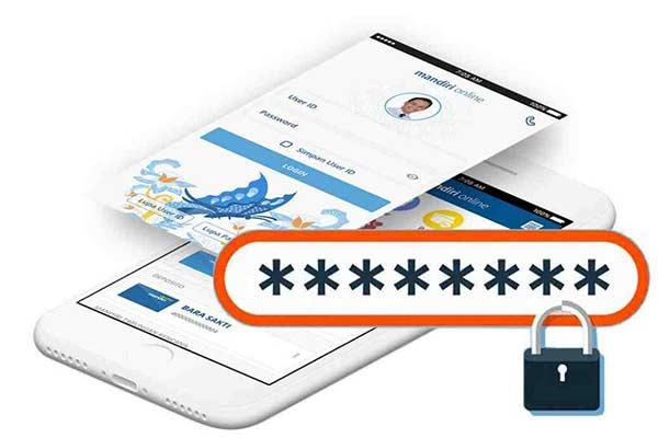 Biaya Ganti Password Mandiri Online