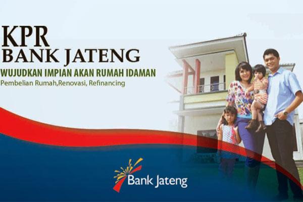 Bunga Pinjaman KPR Bank Jateng