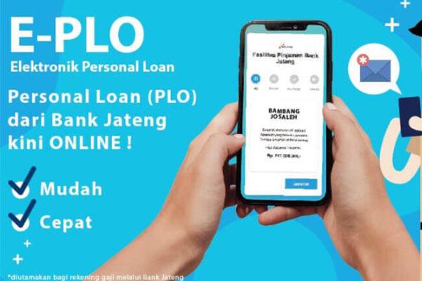 Bunga PLO Bank Jateng