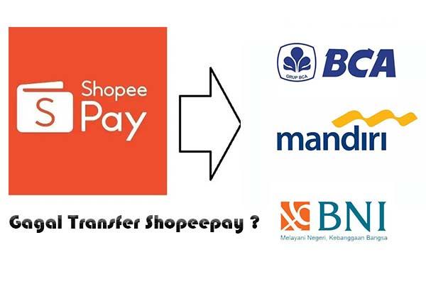 Cara Mengatasi Tidak Bisa Kirim Shopeepay ke Rekening Bank