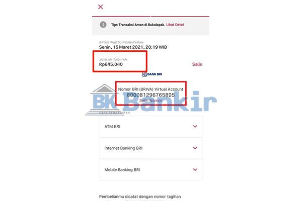 Copy Kode Pembayaran