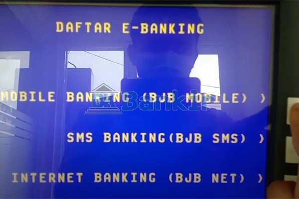 Pilih Mobile Banking