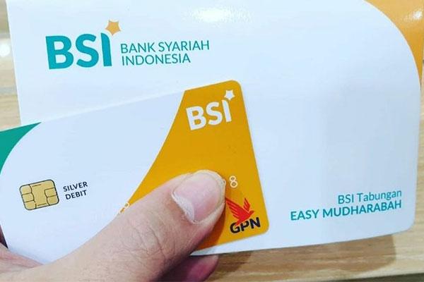 Biaya Admin Kartu ATM BSI