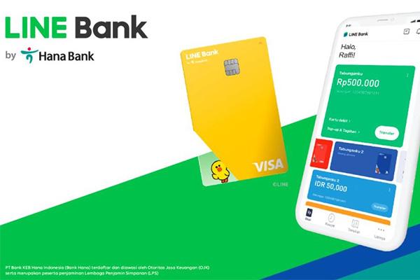 Cara Membuat ATM Line Bank